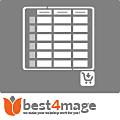 Configurable Products Order Matrix Grid