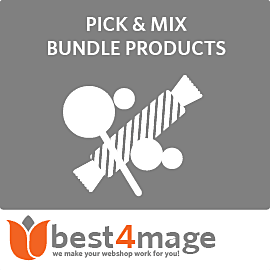 Pick & Mix bundle products